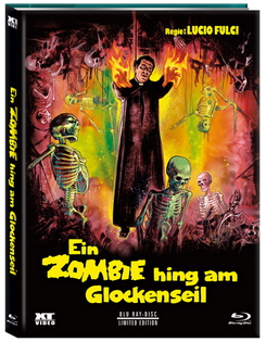 Ein Zombie hing am Glockenseil (Limitiertes Mediabook, Cover D) (1980) [FSK 18] [Blu-ray]