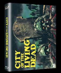 Ein Zombie hing am Glockenseil (Kult-HD Hartbox, Limitiert auf 250 Stück, Cover B) (1980) [FSK 18] [Blu-ray]