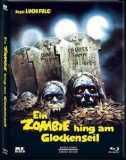 Ein Zombie hing am Glockenseil (Limitiertes Mediabook, Blu-ray+DVD, Cover B) (1980) [FSK 18] [Blu-ray]