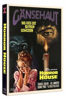 Gänsehaut (Limited Mediabook, Blu-ray+DVD, Cover C) (1969) [FSK 18] [Blu-ray]