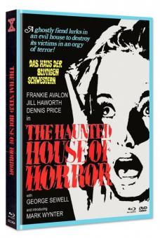 Gänsehaut (Limited Mediabook, Blu-ray+DVD, Cover D) (1969) [FSK 18] [Blu-ray]