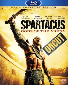 Spartacus - Gods of the Arena (Uncut) (2011) [FSK 18] [Blu-ray]
