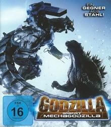 Godzilla vs. Mechagodzilla (2002) [Blu-ray]