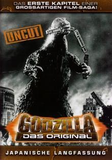 Godzilla - Das Original (Japanische Langfassung) (1954)