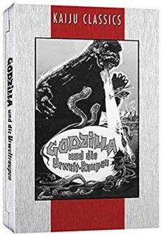 Godzilla und die Urweltraupen (2 DVDs Metalpak) (1964)