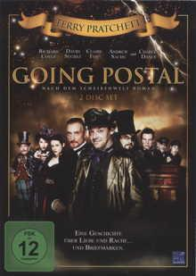 Terry Pratchett's Going Postal (2 Disc Set) (2010)