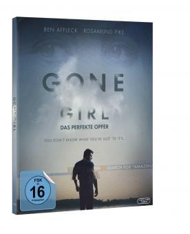 Gone Girl - Das perfekte Opfer (2014) [Blu-ray]