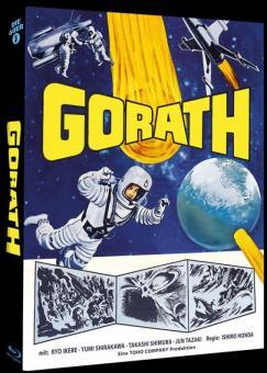 Ufos zerstören die Erde (Limited Mediabook, Cover B) (1962) [Blu-ray]