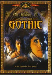 Gothic (1986) [FSK 18] [Gebraucht - Zustand (Sehr Gut)]