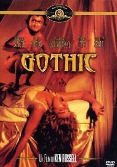 Gothic (1986) [FSK 18] [EU Import mit dt. Ton]