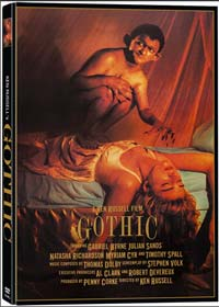 Gothic (Limited Mediabook, Cover A) (1986) [FSK 18]