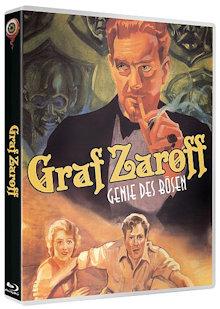 Graf Zaroff - Genie des Bösen (Limited Edition, Blu-ray+DVD) (1932) [FSK 18] [Blu-ray]