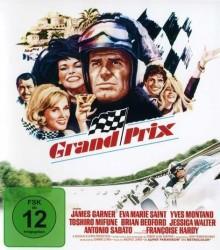 Grand Prix (1966) [Blu-ray]