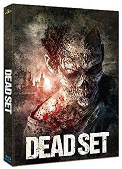 Dead Set (3 Disc Limited Mediabook, Cover C) (2008) [FSK 18] [Blu-ray]