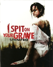 I Spit on your Grave (Unrated, Kleine Hartbox, Cover A) (2010) [FSK 18] [Blu-ray]