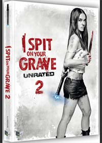 I Spit on Your Grave 2 (Limited Mediabook, Blu-ray+DVD, Cover A) (2013) [FSK 18] [Blu-ray]