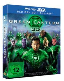 Green Lantern - Extended Cut (2 Disc-Set) (2D + 3D Version) (2011) [3D Blu-ray]