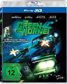 The Green Hornet (3D Version) (2011) [3D Blu-ray]
