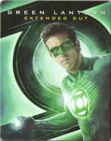 Green Lantern - Extended Cut (Steelbook) (2011) [Blu-ray]
