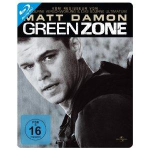 Green Zone - Steelbook (2009) [Blu-ray]