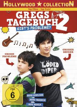 Gregs Tagebuch 2: Gibt's Probleme? (2011)