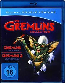 Gremlins 1+2 - Die Collection (2 Discs) [Blu-ray]