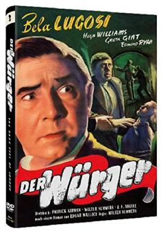 Der Würger (Kleine Hartbox, Cover A) (1939)