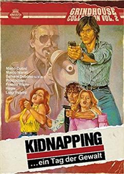 Kidnapping ein Tag der Gewalt - Grindhouse Collection Vol. 2 (Limited Edition, Blu-ray+DVD, Cover B) (1977) [FSK 18] [Blu-ray]