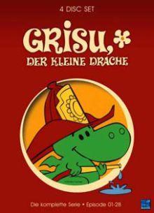 Grisu, der kleine Drache (4 DVDs, Die komplette Serie)