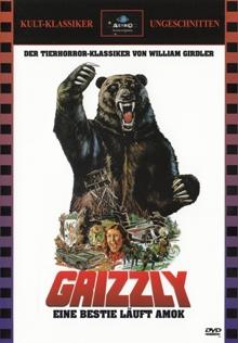 Grizzly (Limited Edition, Cover A) (1976)