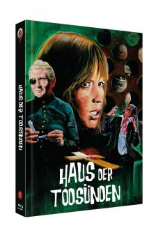 Haus der Todsünden (Limited Mediabook, Blu-ray+DVD, Cover C) (1975) [FSK 18] [Blu-ray]
