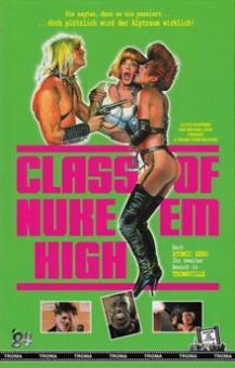 Class of Nuke 'Em High (Große Hartbox, Cover A) (1986) [FSK 18]