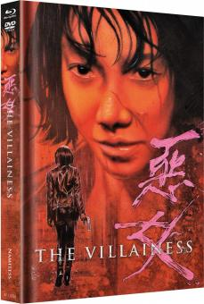 The Villainess (Limited Mediabook, Blu-ray+DVD, Cover C) (2017) [FSK 18] [Blu-ray]