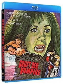 Gruft der Vampire (1970) [Blu-ray]