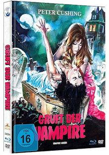 Gruft der Vampire (Limited Mediabook, Blu-ray+DVD) (1970) [Blu-ray]