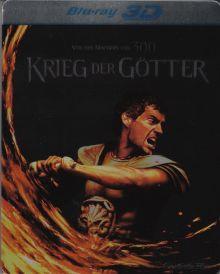 Krieg der Götter (Steelbook) (2011) [3D Blu-ray]