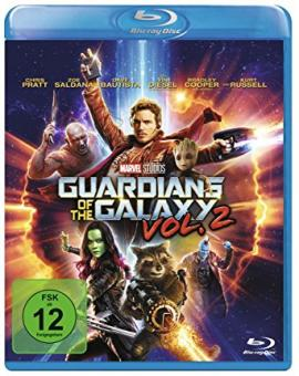 Guardians of the Galaxy 2 (2017) [Blu-ray]
