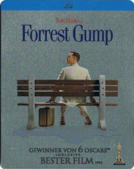 Forrest Gump (Limitierte Steelbook Edition) (1994) [Blu-ray]