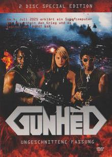 Gunhed (2 Disc Special Edition) (1989) [FSK 18]