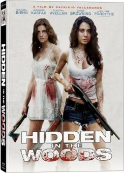 Hidden in the Woods (Limited Mediabook, Blu-ray+2 DVDs, Cover B) (2014) [FSK 18] [Blu-ray]