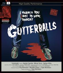Gutterballs (Limited Uncut Edition) (2008) [FSK 18] [Blu-ray]