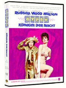 Gypsy - Königin der Nacht (1962)