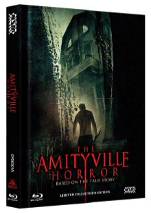 The Amityville Horror - Eine wahre Geschichte (Limited Mediabook, Blu-ray+DVD, Cover A) (2005) [Blu-ray]