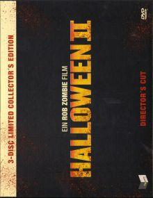 Halloween 2 (3 DVDs Limited Collector's Edition, Uncut) (2009) [FSK 18]
