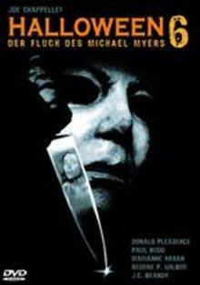 Halloween 6 - Der Fluch des Michael Myers (Kleine Hartbox) (1995) [FSK 18]