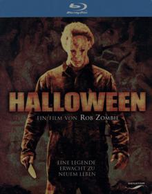 Halloween (Steelbook) (2007) (+ DVD) [FSK 18] [Blu-ray]