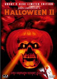 Halloween 2 - Das Grauen kehrt zurück (Große Hartbox, Limitiert auf 1000 Stück, 2 DVDs) (1981) [FSK 18]