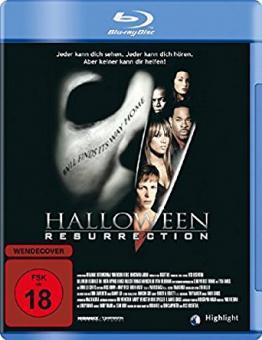 Halloween Resurrection (2002) [FSK 18] [Blu-ray]