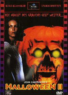 Halloween II (Uncut, Erstauflage) (1981) [FSK 18]