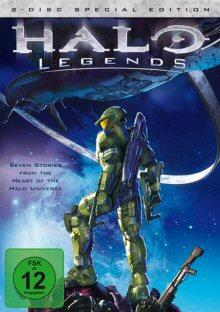 Halo Legends (Special Edition, 2 DVDs) (2009)